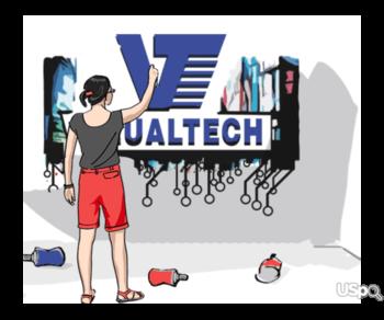 Vizual Tech - Professional Digital Agency