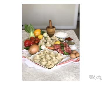 Хинкали, Пельмени и вареники