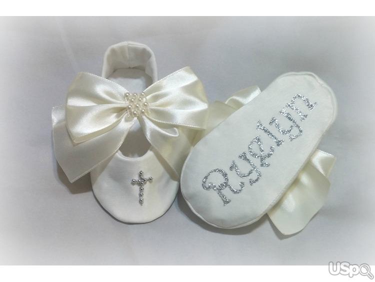 Handmade Christening Shoes
