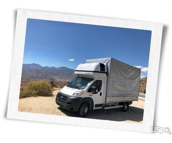 Работа на Box Truck, без CDL