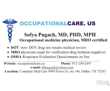OCCUPATIONAL CARE