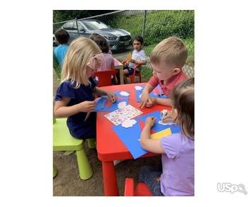 Домашний русский детский садик в Ньютоне
