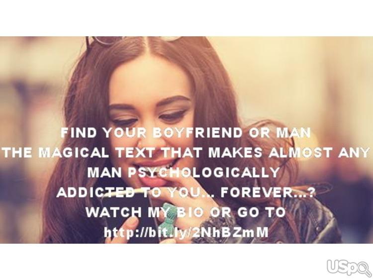 Find your boyfriend or man