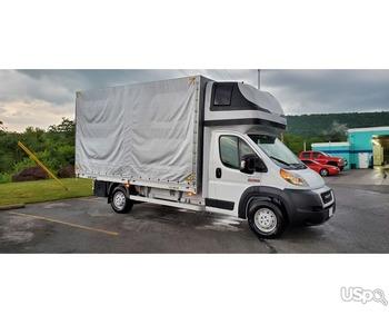 CDL не требуется. Приглашаем водителей на Box Truck (Тентованный).