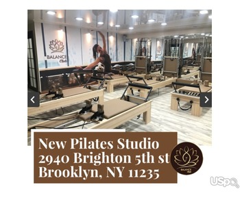 New Pilates Studio