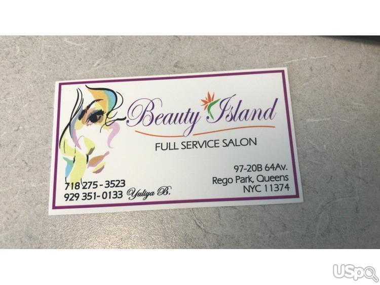 Hair and Nail salon