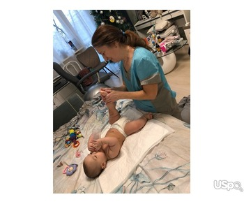 Массаж детский и для грудничков