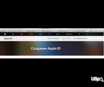 Apple Developer Account