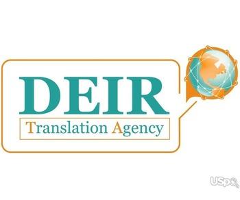 Written translation of texts