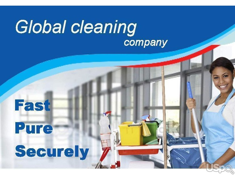Cleaning company hiring
