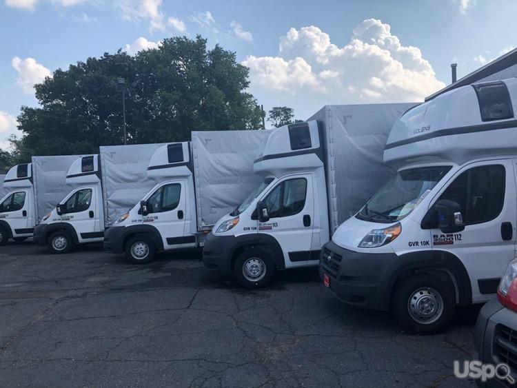 Приглашаем на работу водителей на Box Truck в связи с расширением.