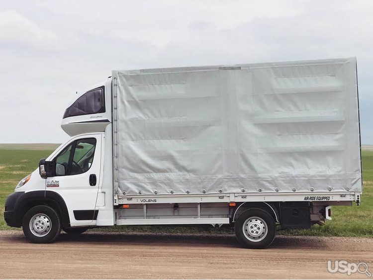 Приглашаем водителей на Box Truck