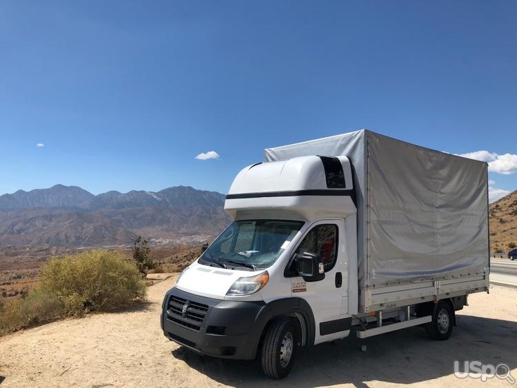 Приглашаем non CDL драйверов на Box Truck
