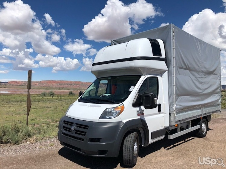 Приглашаем nonCDL водителей на BoxTruck 1500$/week