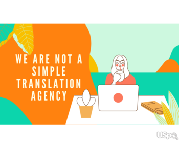 MK: translations is not just a translation agency