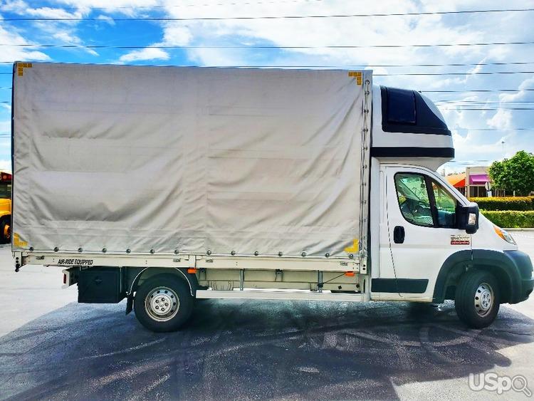 Приглашаем водителей на Box Truck. CDL не обязателен