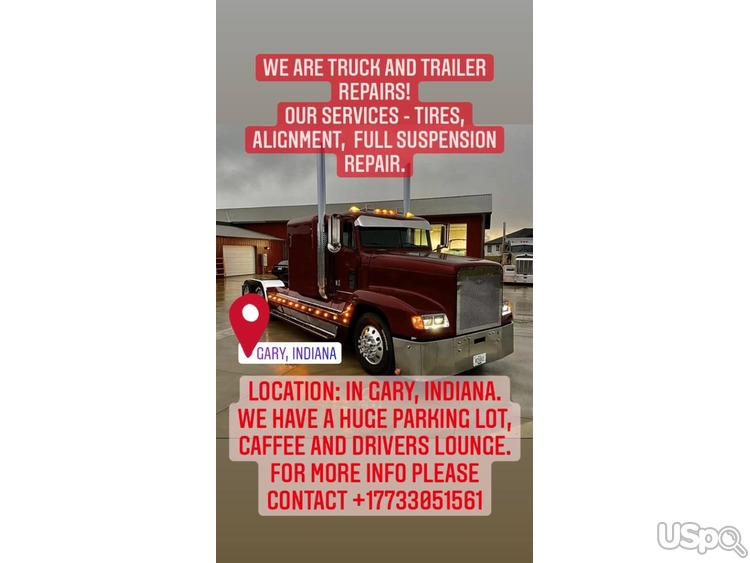 Truck and trailer repais