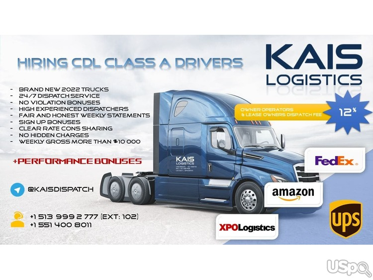Driver CDL A