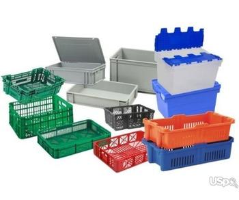 Завод по производству пластиковых ящиков