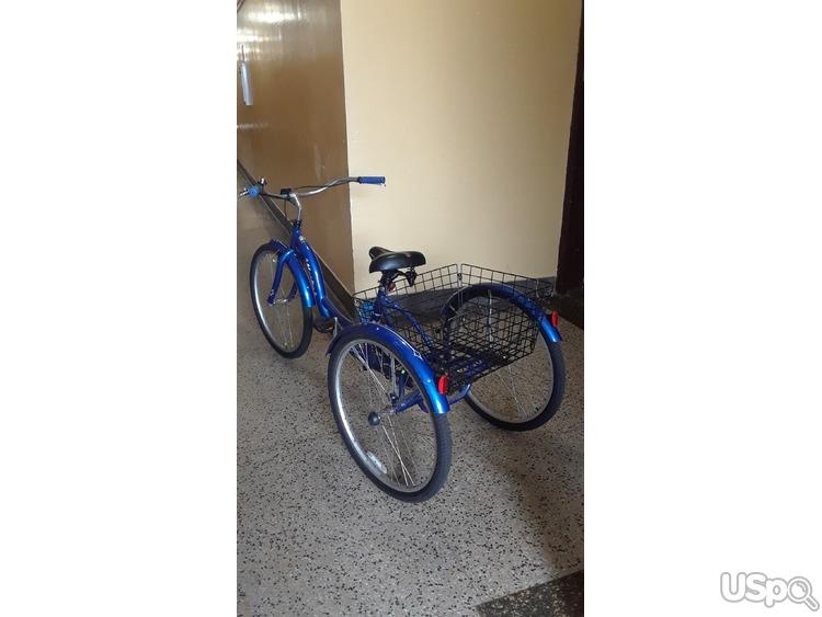 Трёхколёсный велосиред в отличном состоянии!