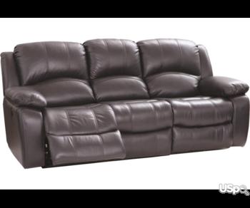 Продам кожаный диван