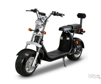 For Sale 3000 Watts Harley Citycoco Electric scooter fat tyres    whatsapp chat: +14848419285