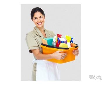 live-in house helper