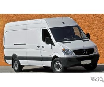 Требуются Sprinter Mersedes Cargo Van водители
